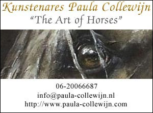 "Paardenschilderes ""The Art Of Horses"""